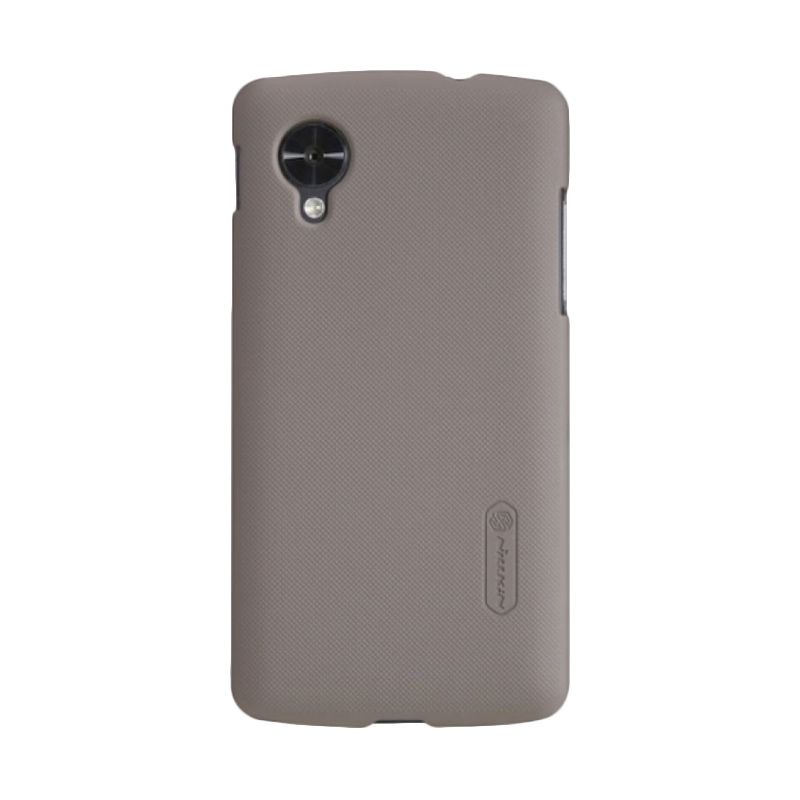Nillkin Super Frosted Shield Brown Casing for LG Nexus 5