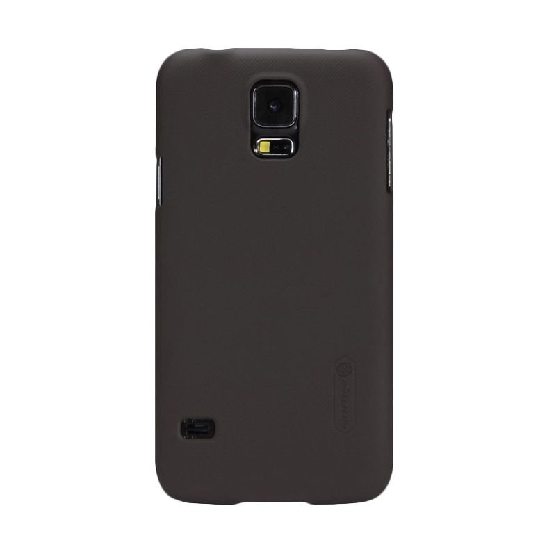 Nillkin Super Frosted Shield Brown Casing for Samsung Galaxy S5 i9600