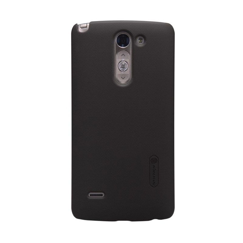 Nillkin Super Frosted Shield Brown Casing for LG G3 Stylus
