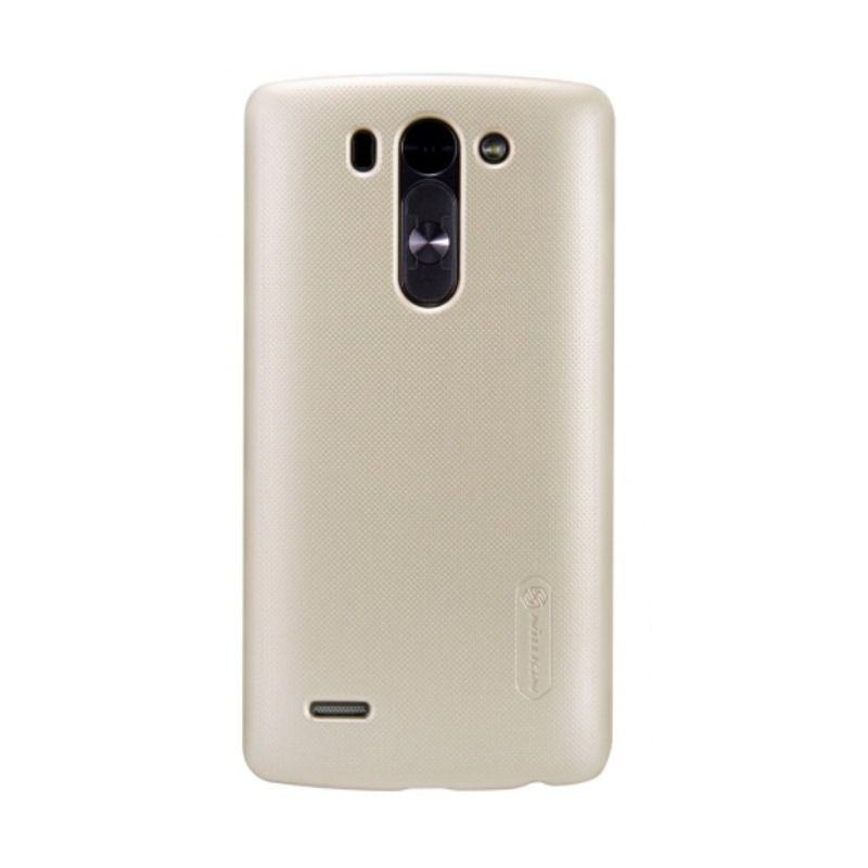 Nillkin Super Frosted Shield Gold Casing for LG G3 Beat or G3s
