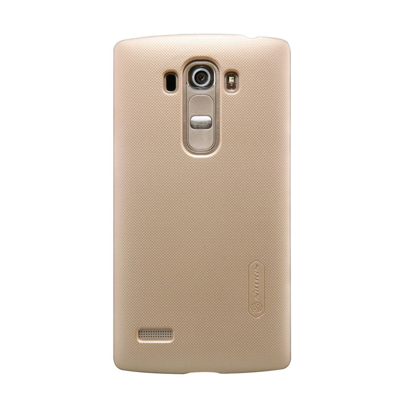 Nillkin Super Frosted Shield Gold Casing for LG G4 Beat or G4s