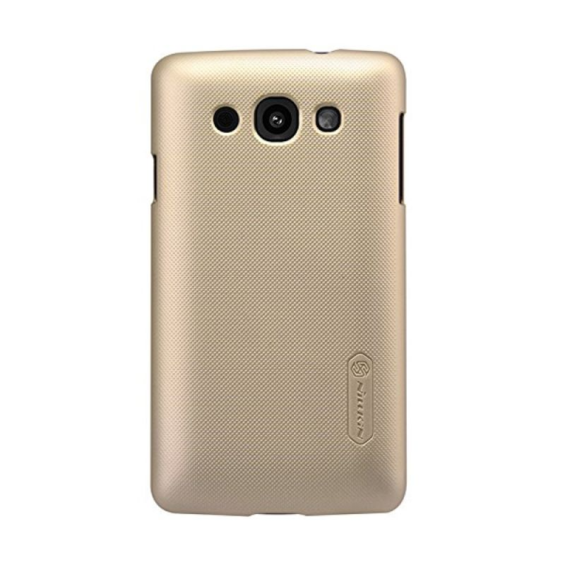 Nillkin Super Frosted Shield Gold Casing for LG L60 X145