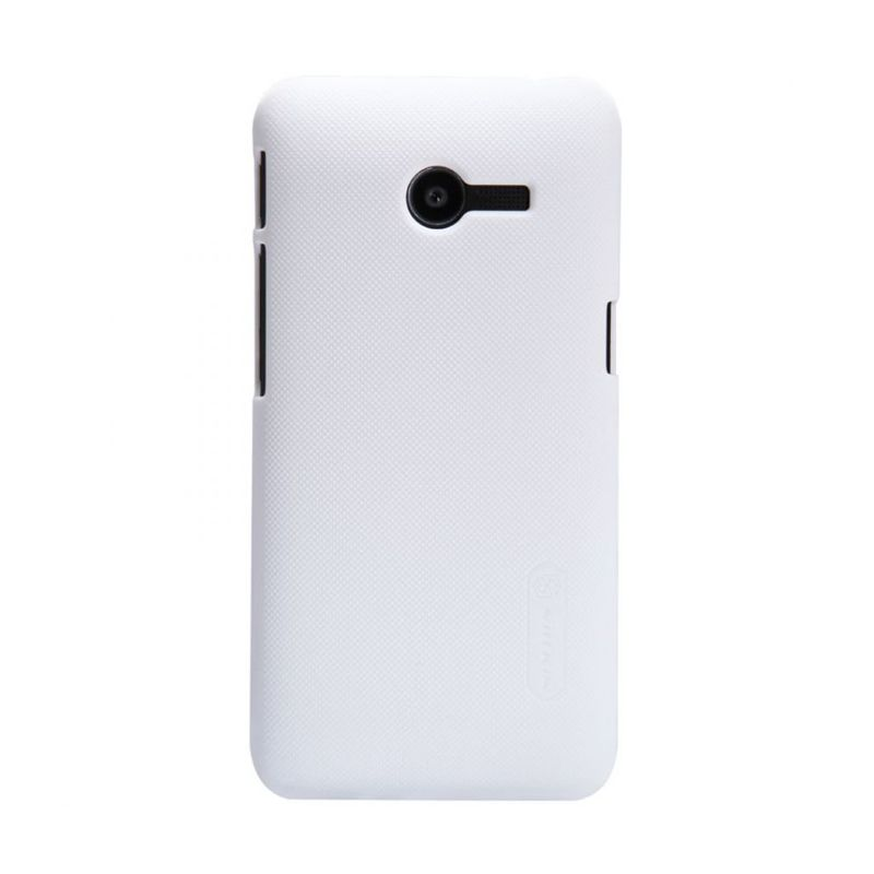 Nillkin Super Frosted Shield Putih Casing for Asus Zenfone 4 1200 + Screen Protector