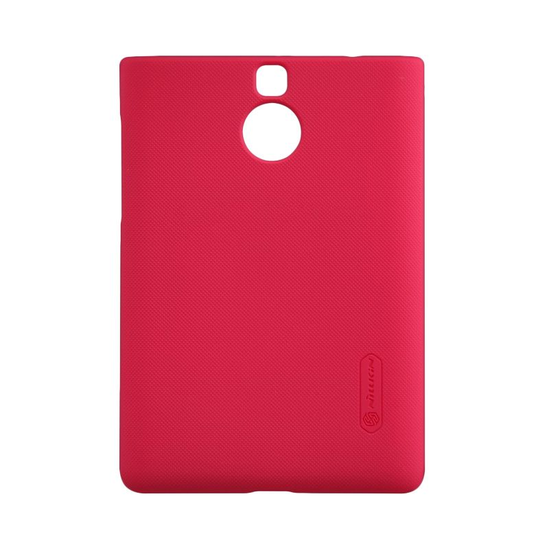 Nillkin Super Frosted Shield Red Casing for Blackberry Passport Silver Edition