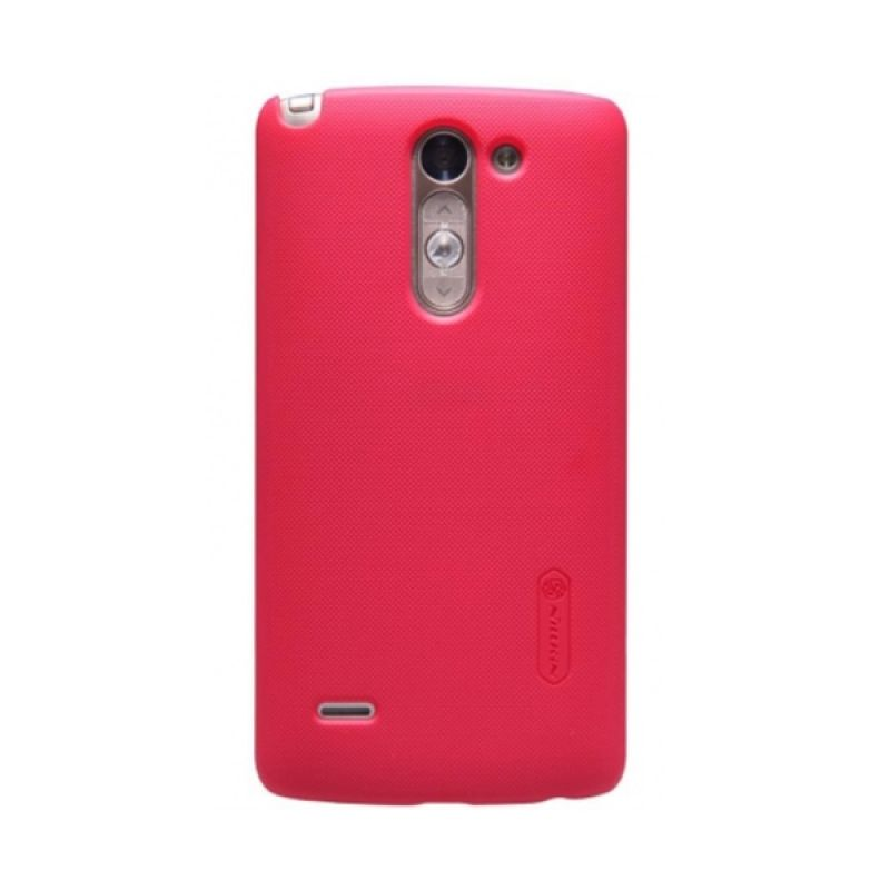Nillkin Super Frosted Shield Red Casing for LG G3 Stylus