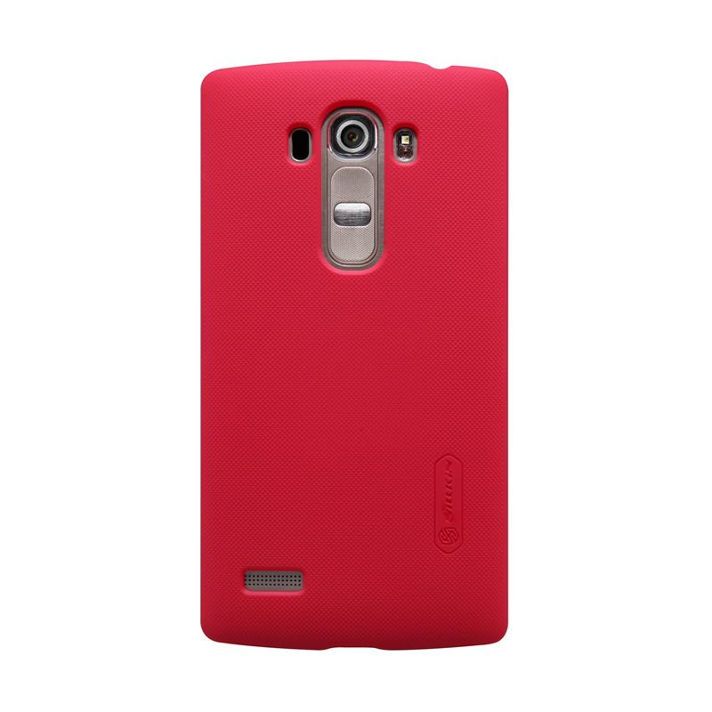 Nillkin Super Frosted Shield Red Casing for LG G4 Beat or G4s