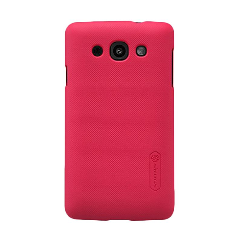 Nillkin Super Frosted Shield Red Casing for LG L60 X145