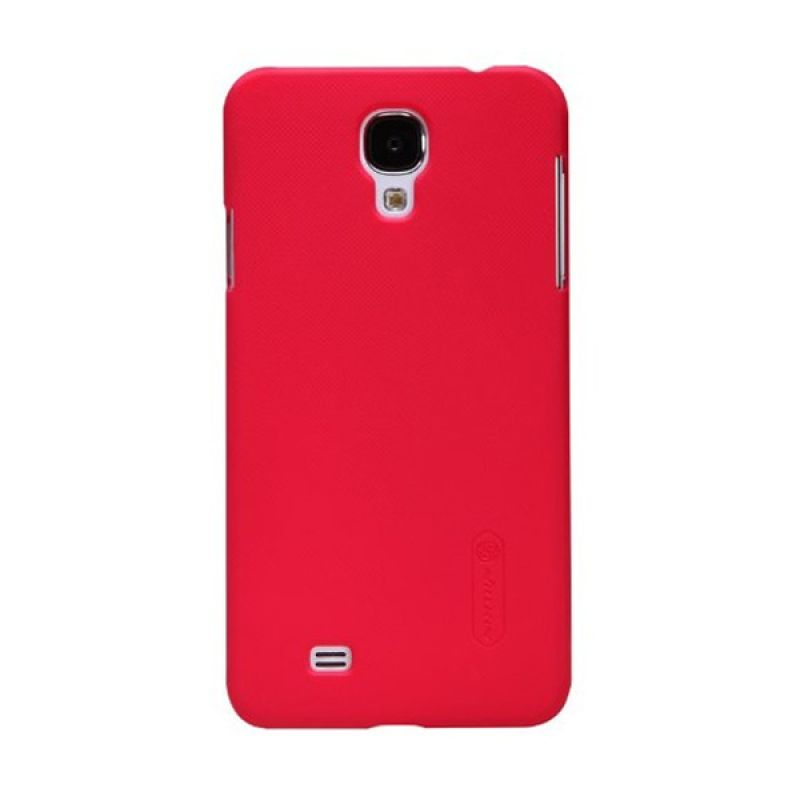 Nillkin Super Frosted Shield Red Casing for Samsung Galaxy J