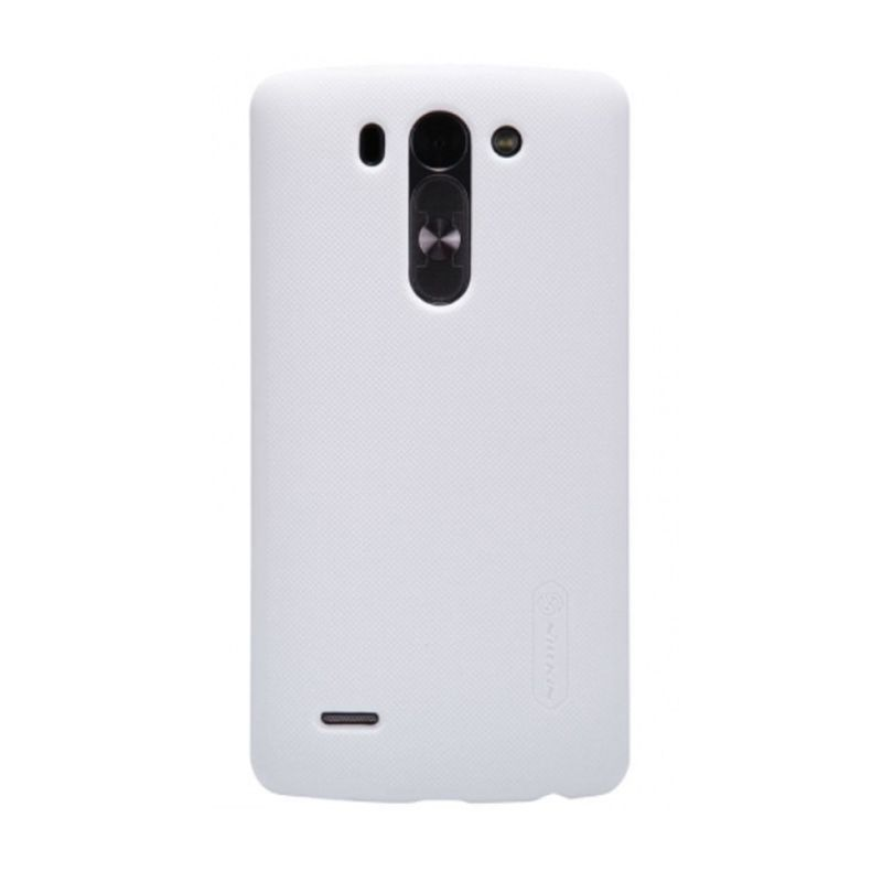 Nillkin Super Frosted Shield White Casing for LG G3 Beat or G3s