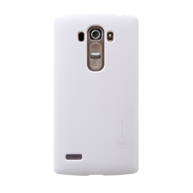Nillkin Super Frosted Shield White Casing for LG G4 Beat or G4s