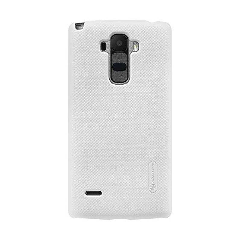 Nillkin Super Frosted Shield White Casing for LG G4 Stylus or G Stylo