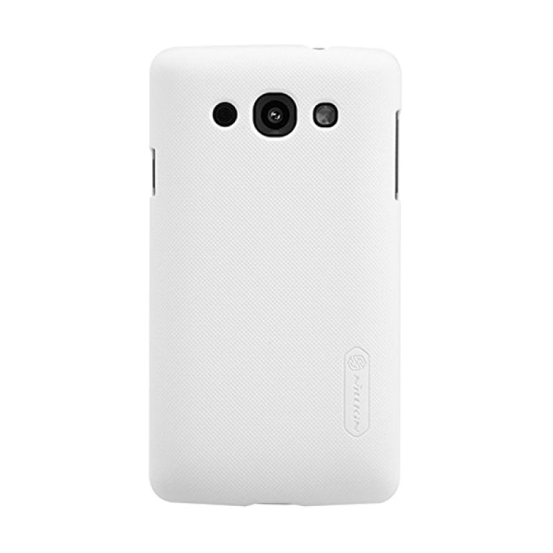 Nillkin Super Frosted Shield White Casing for LG L60 X145