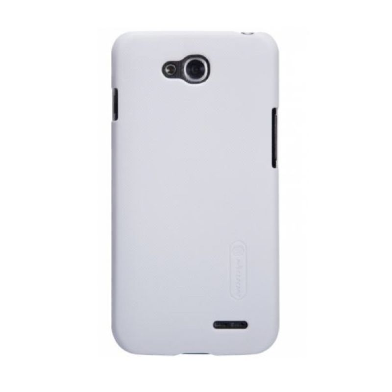 Nillkin Super Frosted Shield White Casing for LG L90