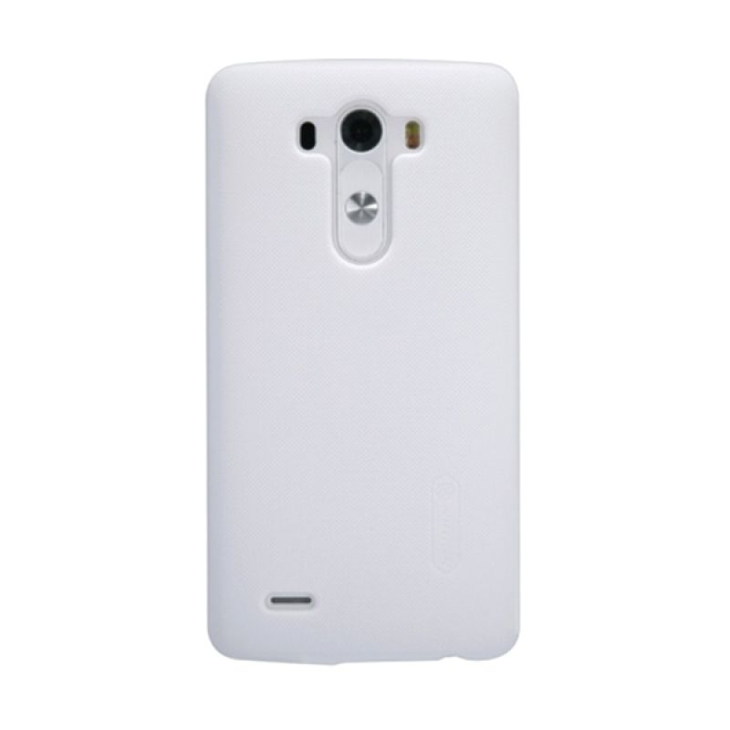 Nillkin Super Frosted Shield White Casing for LG Optimus G3