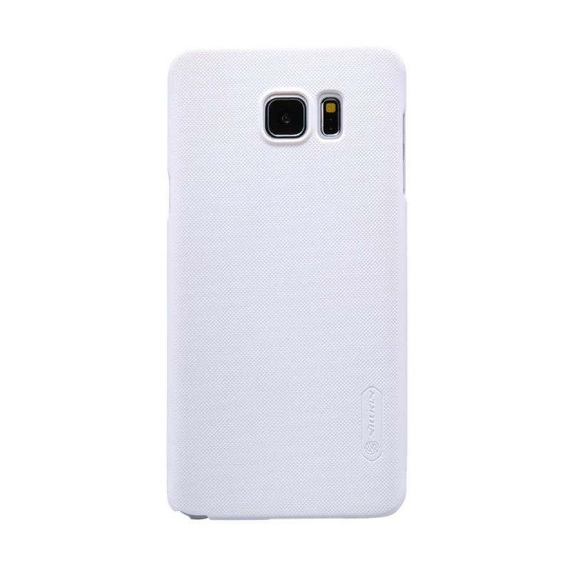 Nillkin Super Frosted Shield White Casing for Samsung Galaxy Note 5 N920
