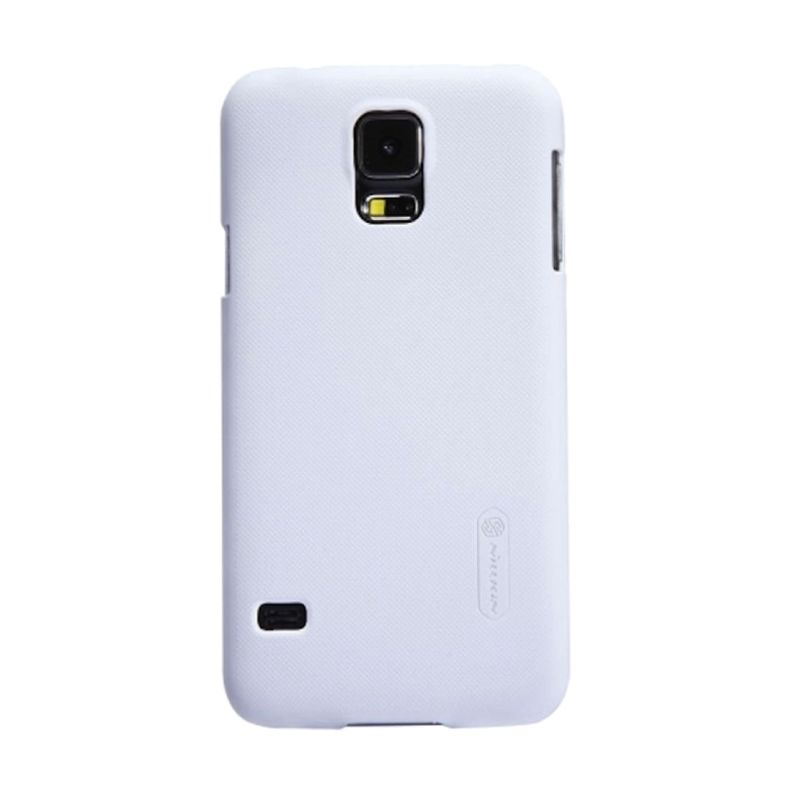 Nillkin Super Frosted Shield White Casing for Samsung Galaxy S5 i9600