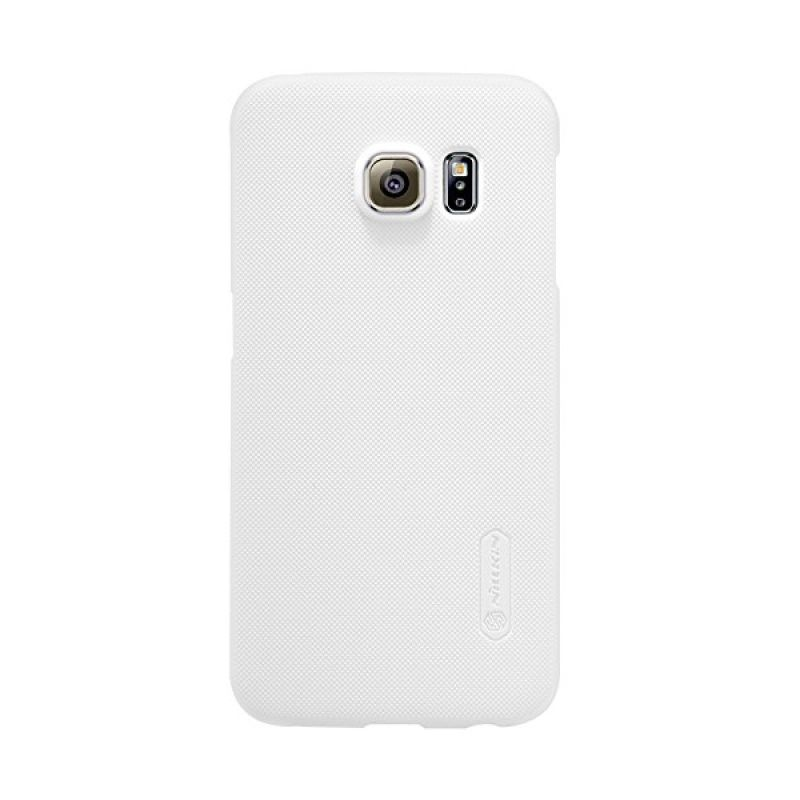 Nillkin Super Frosted Shield White Casing for Samsung Galaxy S6 Edge G925