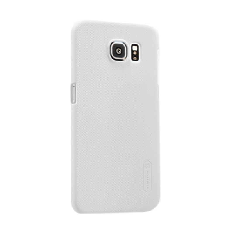 Nillkin Super Frosted Shield White Casing for Samsung Galaxy S6