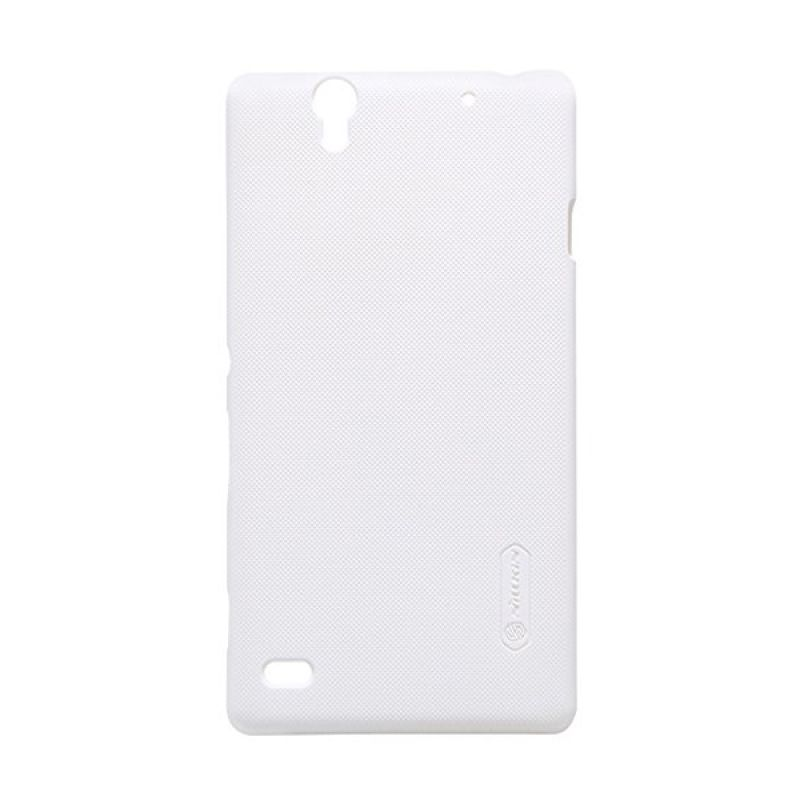 Nillkin Super Frosted Shield White Casing for Sony Xperia C4