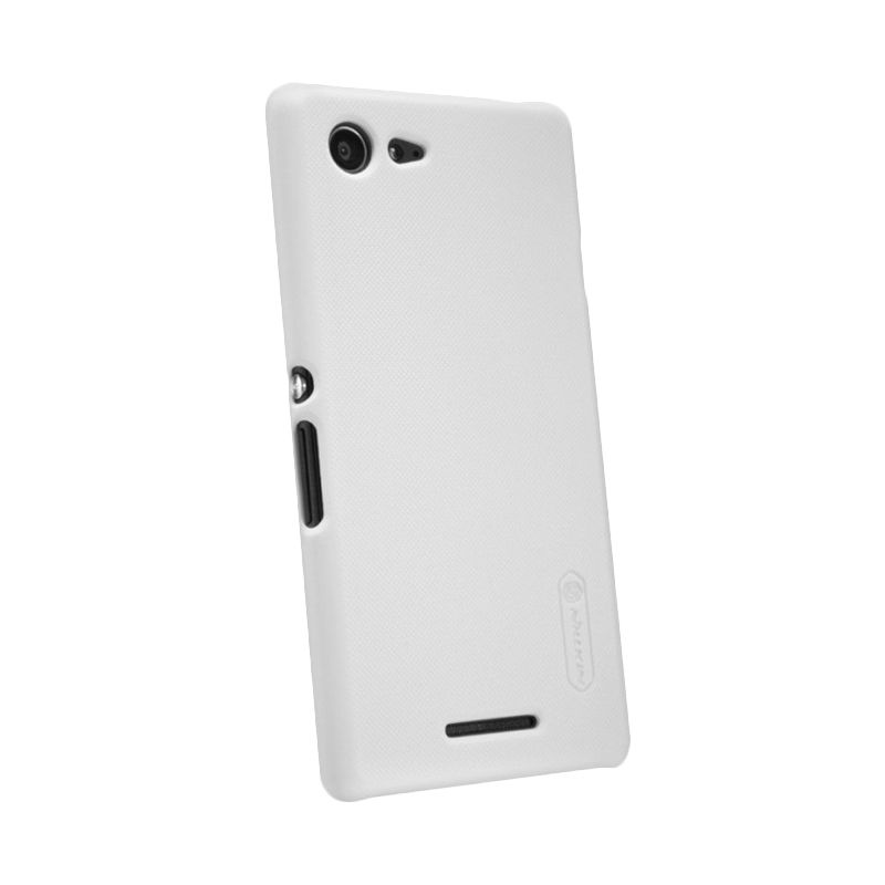 Nillkin Super Frosted Shield White Casing for Sony Xperia E3