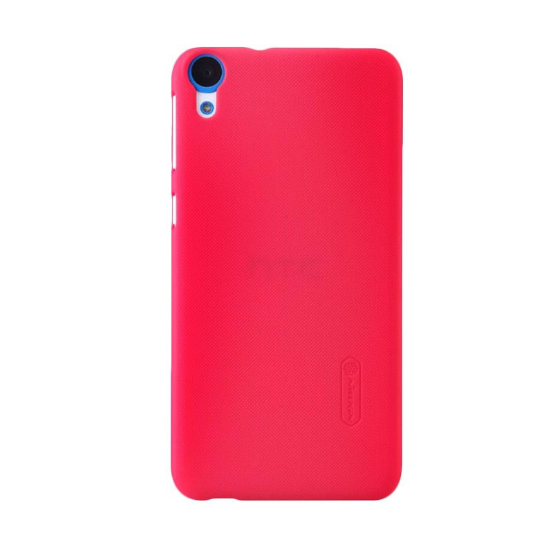 Nillkin Super Frosted Shield Red Casing for HTC Desire 820