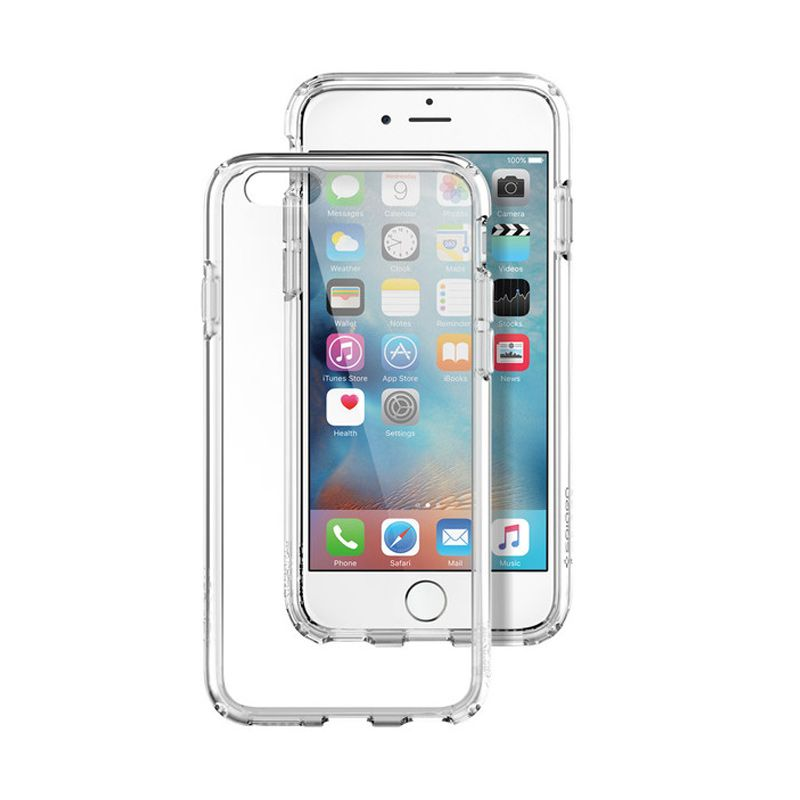 Spigen Ultra Hybrid Crystal Clear Casing for iPhone 6 or 6s