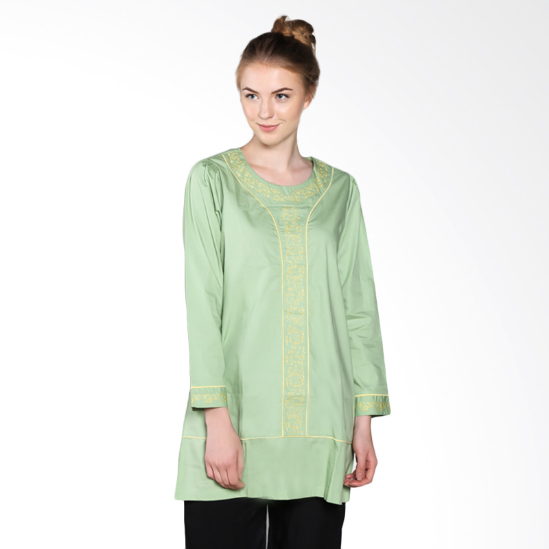 Gaff Julia 11406 1402 Blouse - Stockgreen