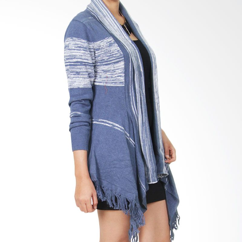 Gaia HC Denim Cardigan