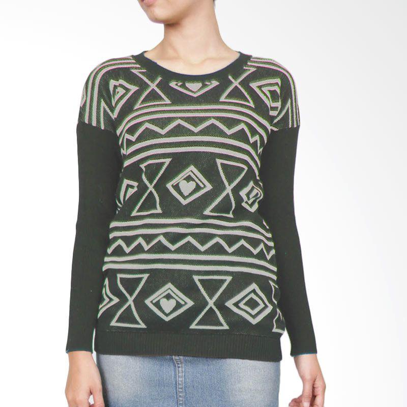 Gaia LV Misty Sweater Wanita