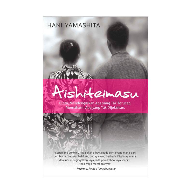 harga Aishiteimasu by Hani Yamashita Buku Novel Blibli.com