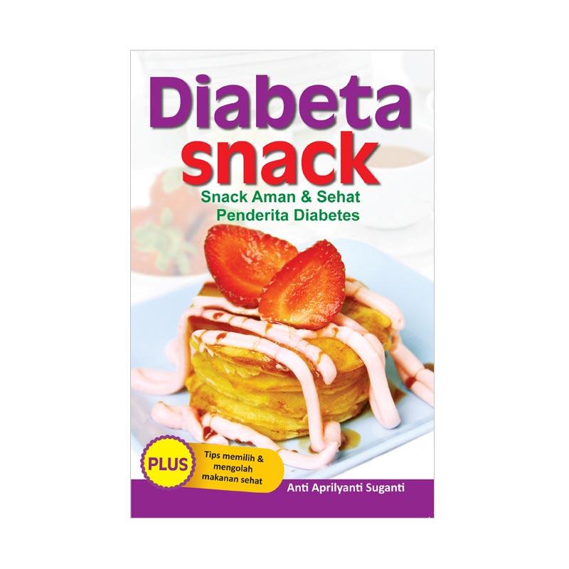 Diabeta Snack by Anti Aprilyanti Suganti Buku Resep Masakan