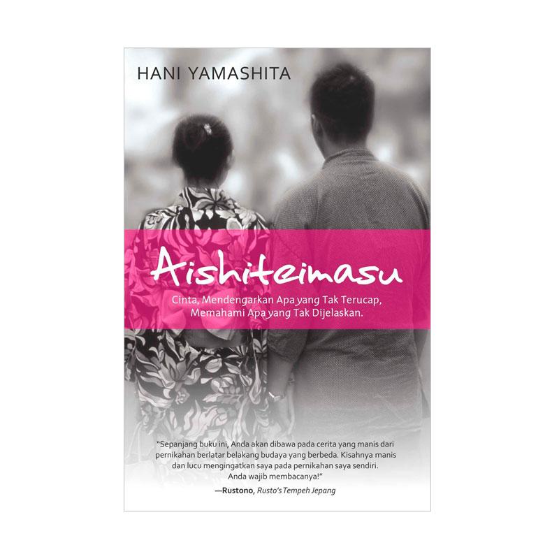 harga Galangpress Aishiteimasu by Hani Yamashita Buku Novel & Sastra Blibli.com