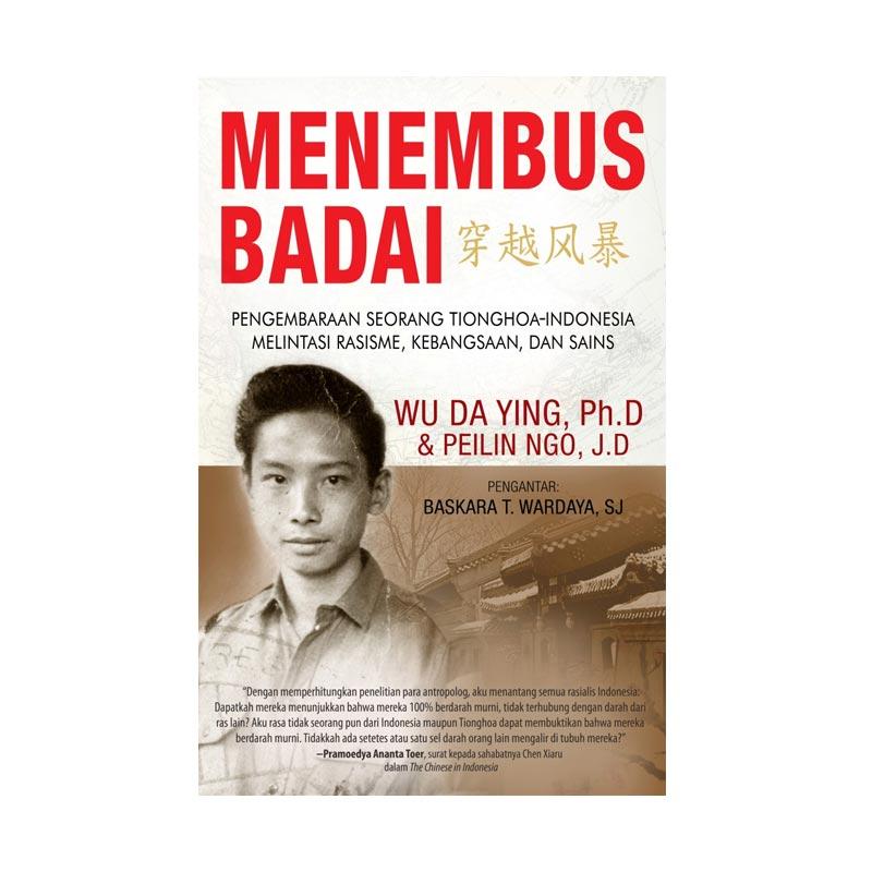 Menembus Badai by Wu Da Ying & Peilin Ngo Buku Biografi