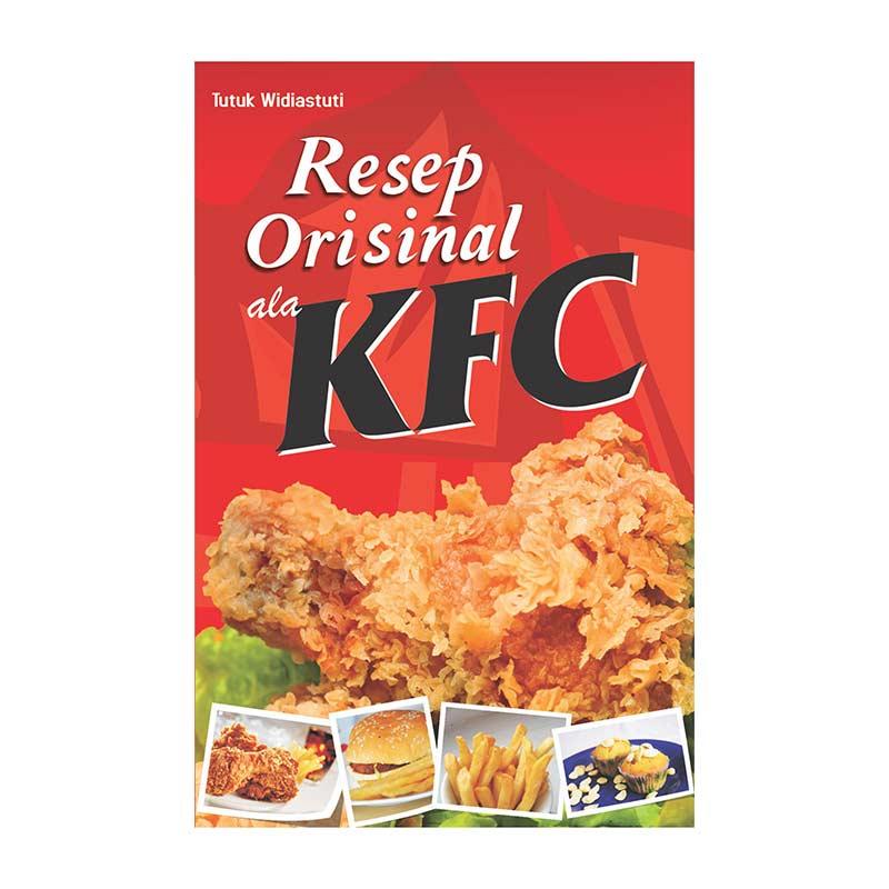 Resep Orisinal ala KFC