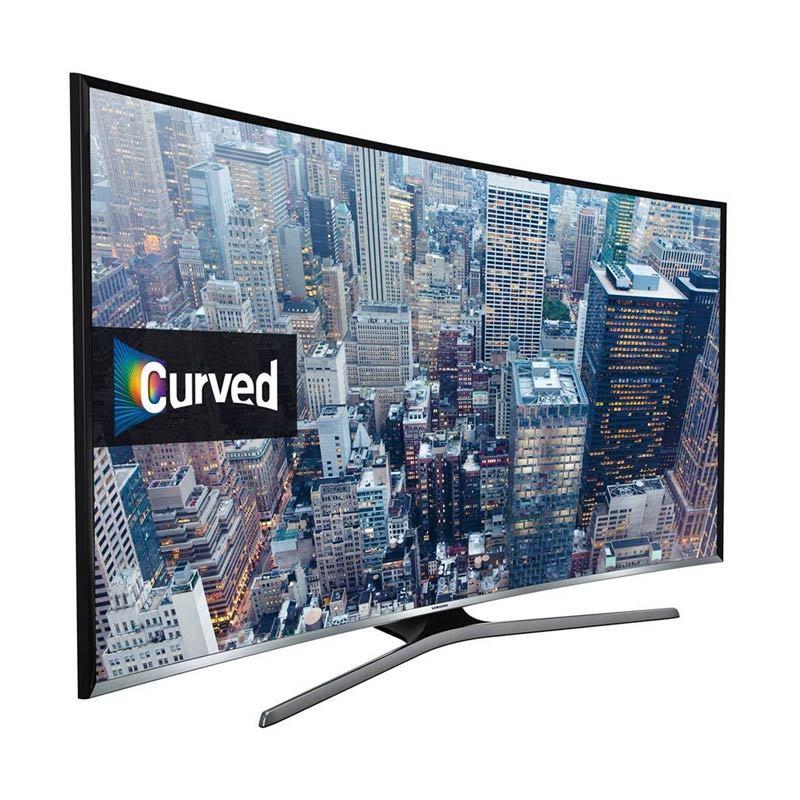 Samsung UA55J6300 Black TV LED [55 Inch]