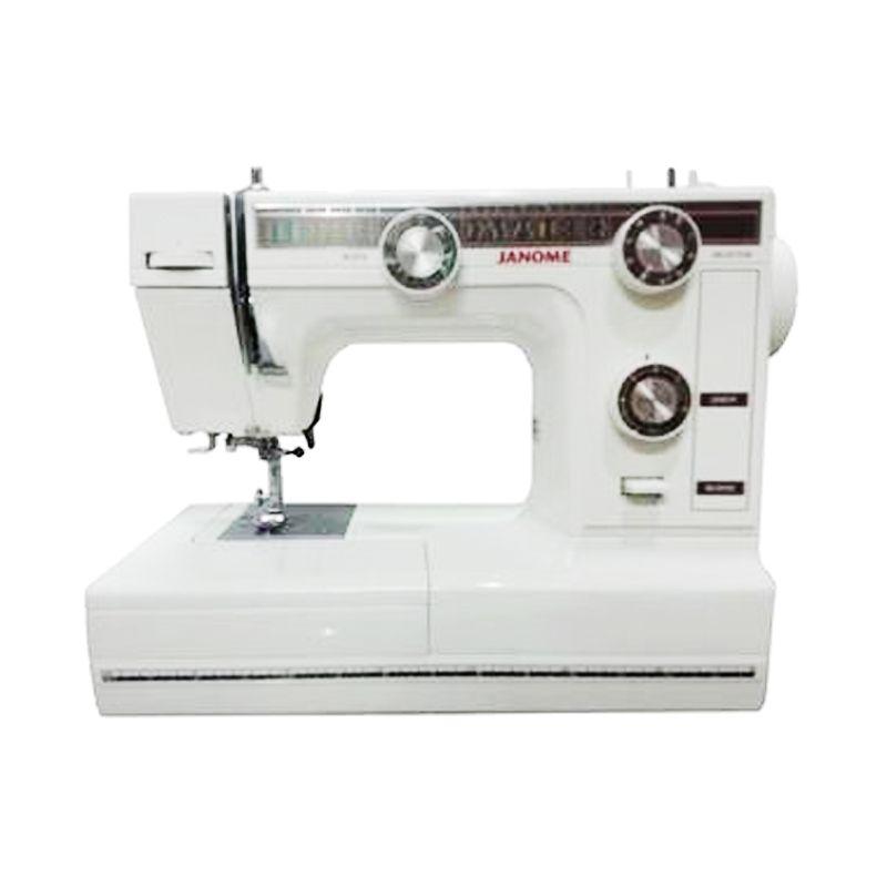 harga Janome 380 Portable Grey Mesin Jahit Blibli.com