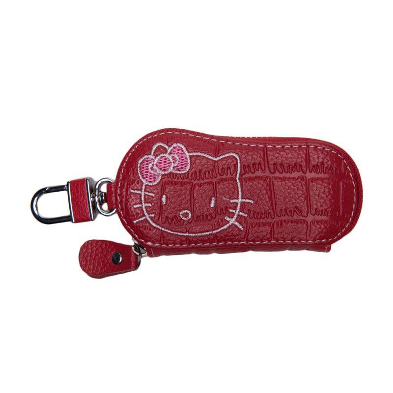 Galva Hello Kitty Merah Gantungan Kunci