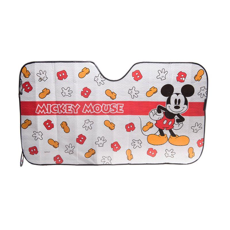 Galva Mickey Mouse Penutup Kaca (Front) (Universal)