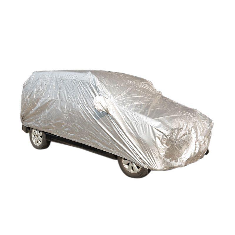 Galva Silver Body Cover for Toyota All New Innova