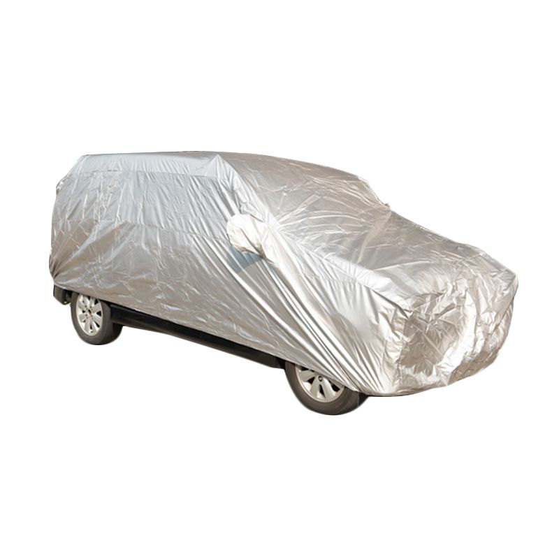 Galva Silver Body Cover for Toyota All New Yaris