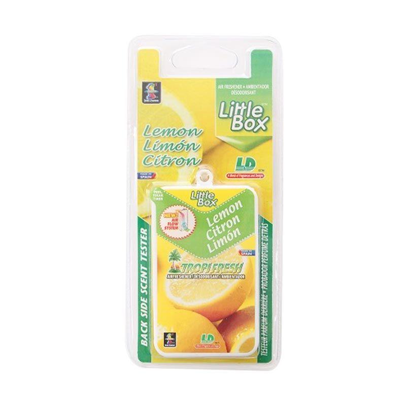 Little Box Aroma Lemon Parfum Mobil