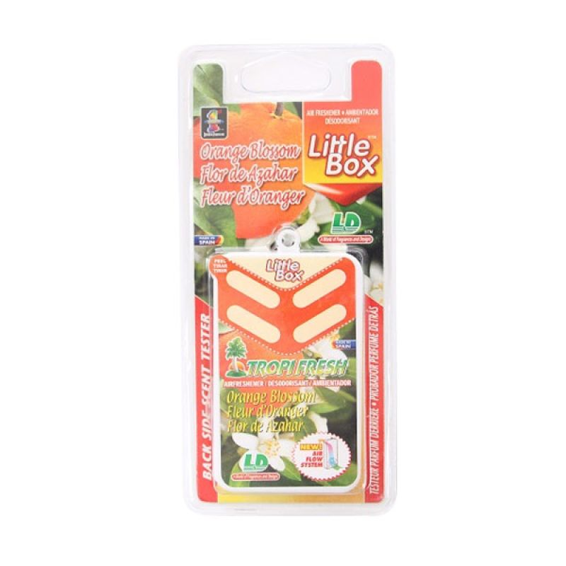 Little Box Aroma Orange Blossom Parfum Mobil