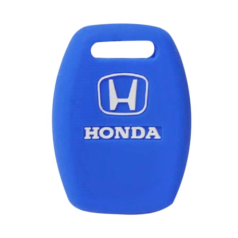 harga Galva Silikon Kunci Mobil Honda All New Jazz - Biru Blibli.com