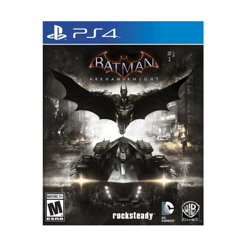 PlayStation 4 Batman Arkham Knight DVD Game [PreOrder]