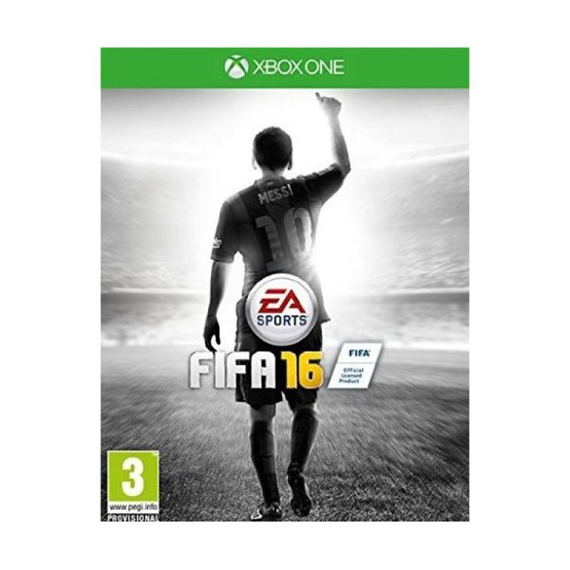 Pre Order - Xbox One FIFA 16 Standard Edition DVD Game
