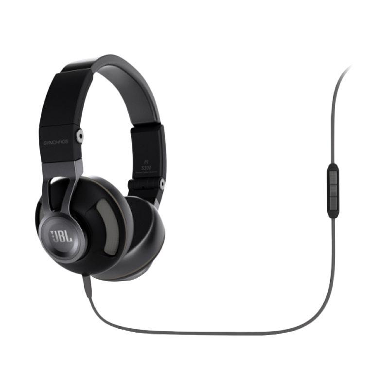JBL S300i Black Gray Headset