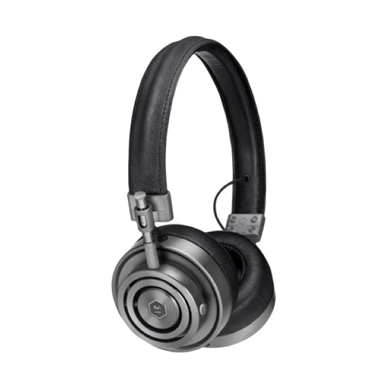 Master Dynamics Over-the-Ear M30 Gun Metal Headset