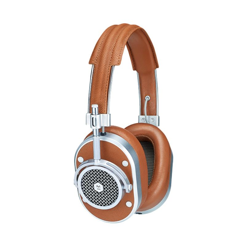 Master Dynamics M40 Coklat Headphone