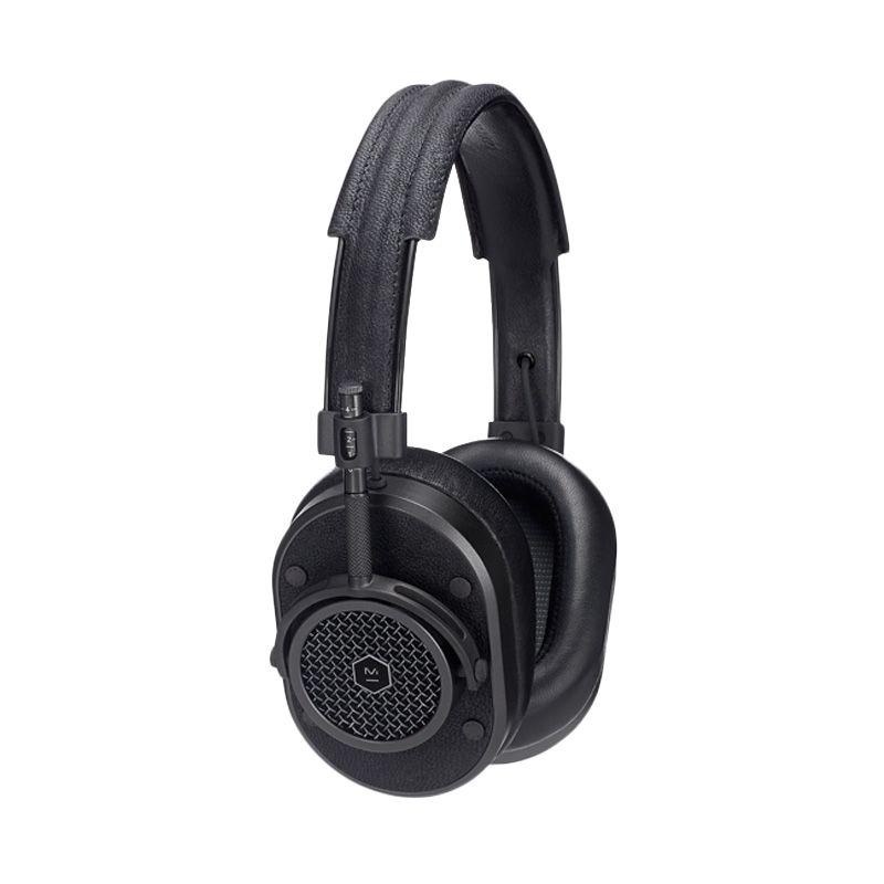 MasterDynamics M40 Hitam Headphone