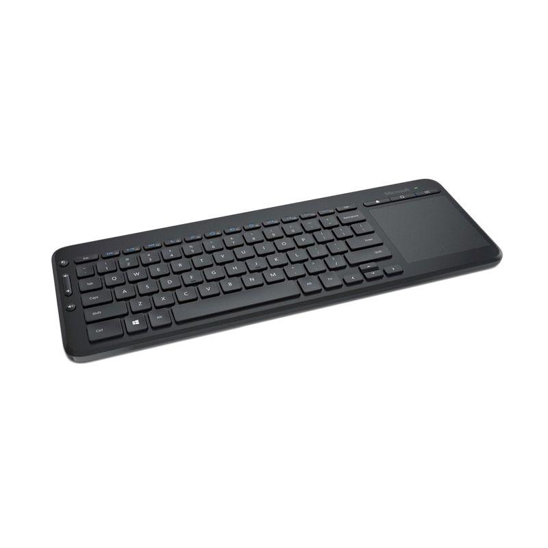 Microsoft All-in-One Media Black Keyboard